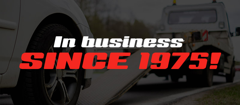 In business since 1975!